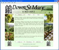 Down St Mary Vineyard