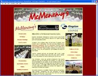 McMenemy's Function Suite, Lincolnshire